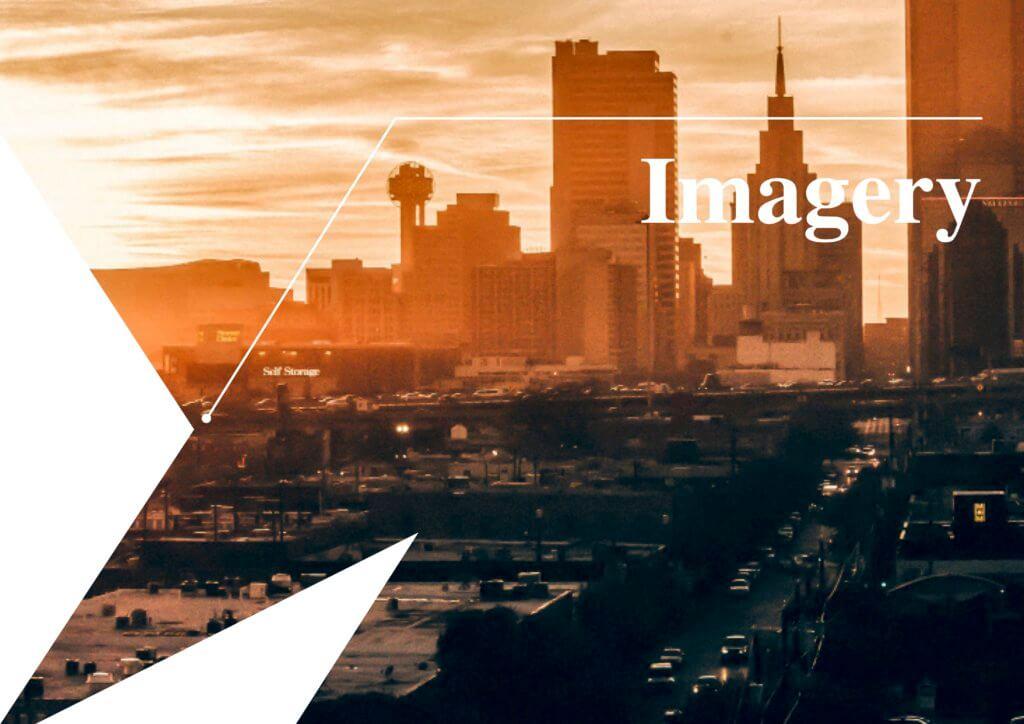 Imagery Bildsprache Konzept